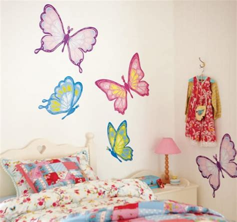 Childrens Bedroom Wall Decor Modern Stickers For Bedroom Wall For Look Beautiful Wall Decor Ideas