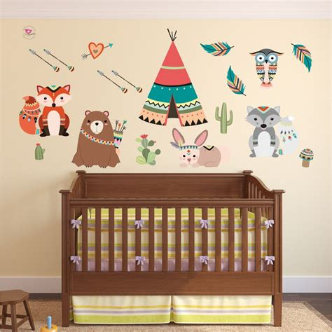Nursery Stickers For Walls Uk Peenmedia Com Nursery Wall Decals Uk