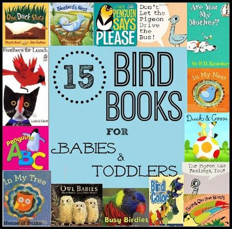 the early birds books 15 bird books for babies and toddlers toddlers birds