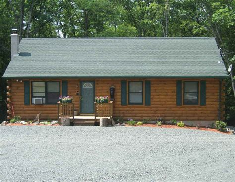 pine tree homes modular log homes land home package