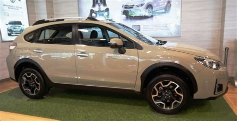 tan subaru 2016 subaru motor trader car news