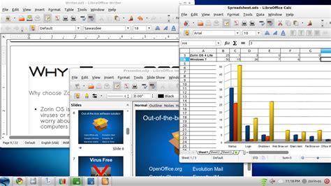 escritorio xp bh zorin os parecido a windows 7 windows vista windows xp