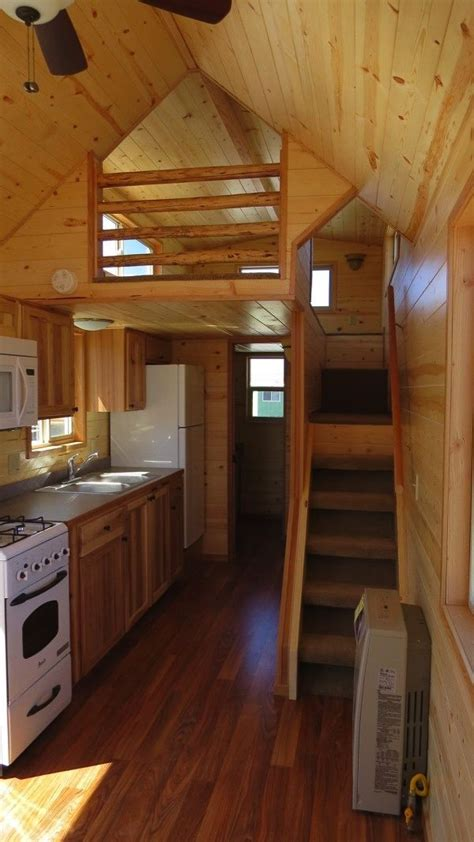 tiny house with loft think about safety when you build tiny houses treehugger