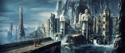 Or Valhalla Gate To Valhalla By Leifheanzo On Deviantart