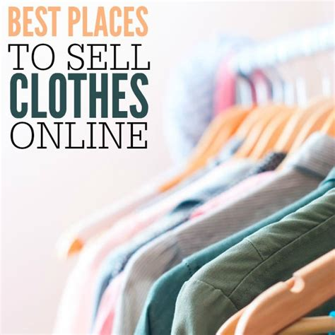 best place to sell best places to sell clothes coupon closet