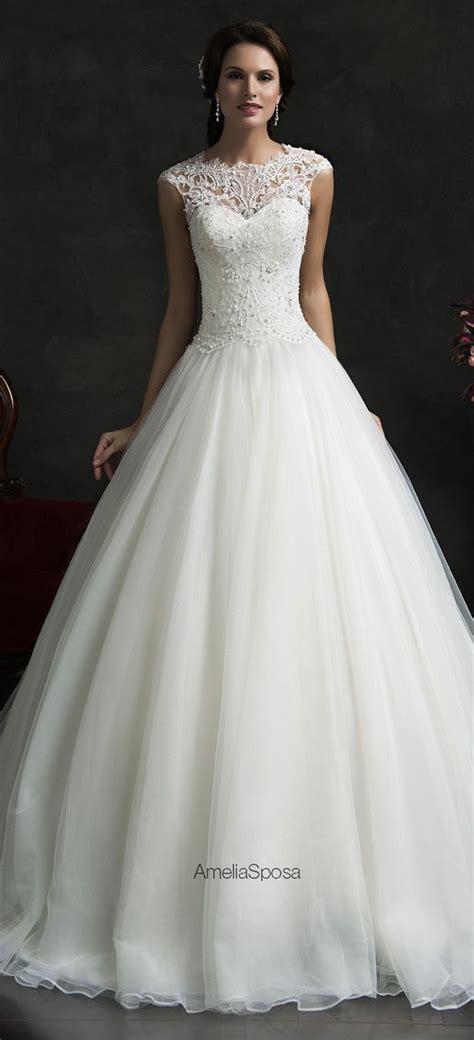 25 best ideas about pretty wedding dresses on pinterest
