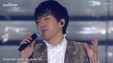 lee seung gi xuất ngũ vietsub kara live lee seung gi sister trot music