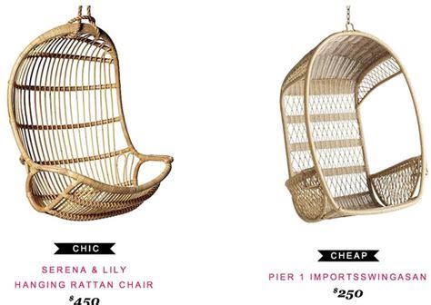 turquoise swingasan 174 hanging chair pier 1 imports swingasan chairs serena lily hanging rattan chair 450 vs