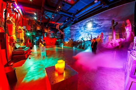 Patios Dallas Boo 18 Spooky Halloween Ideas From Events Across The Country