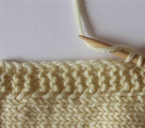 picking up stitches knitting knitting tutorial how to up stitches underground