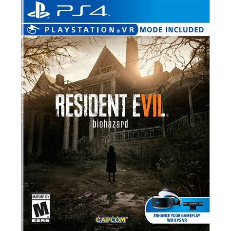 Ps4 Resident Evil 4 By Cgbgameshop resident evil 7 biohazard ps4