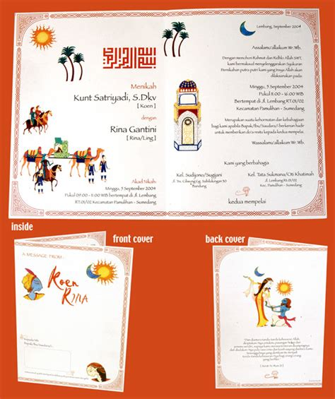 wedding invitation designer salary wedding invitation by diani astri at coroflot