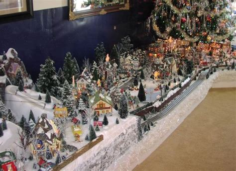 layout for christmas village home design image ideas christmas village layout ideas