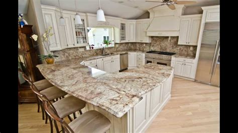 Typhoon Bordeaux Granite With Full Granite Backsplash