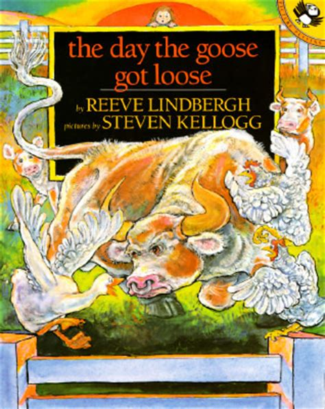 the days of my books the day the goose got by reeve lindbergh reviews