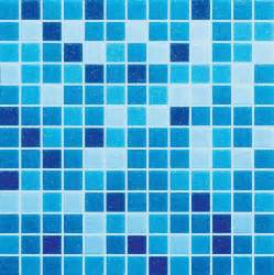 China mosaico mix blue color swimming pool glass mosaic