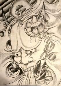 Hannya Mask Tattoo Sketch | 17 best images about hannya on pinterest oriental