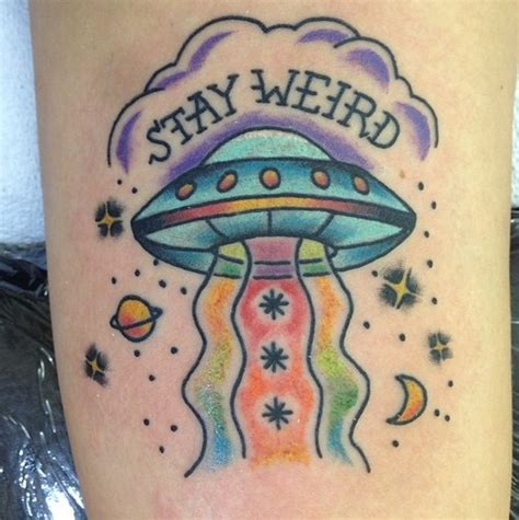 old school ufo tattoo 17 best images about tattoo traditional but modern on