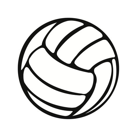 clipart volleyball volleyball clipart clipartion