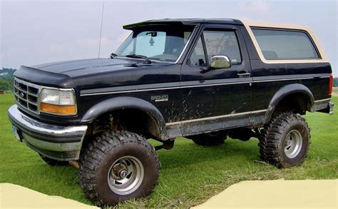 Custom Ford Bronco by Customized Ford Bronco