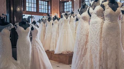 The Best Wedding Dress Shops in Every Southern State
