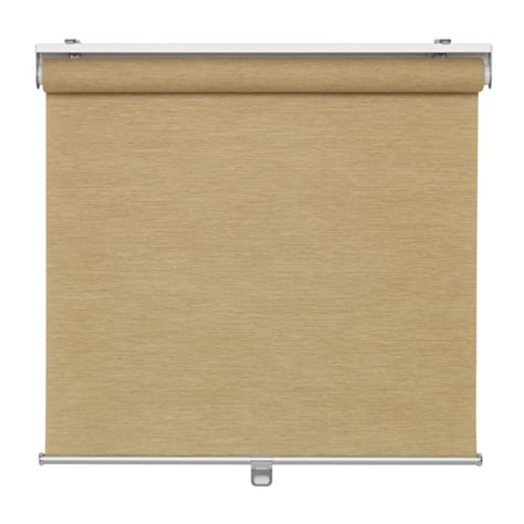 Panel Blinds Ikea Busktoffel Roller Blind Beige 100x250 Cm Ikea