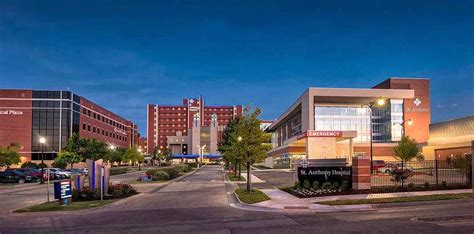 Detox Okc St Anthony by St Anthony Hospital Spurred Midtown Okc Momentum