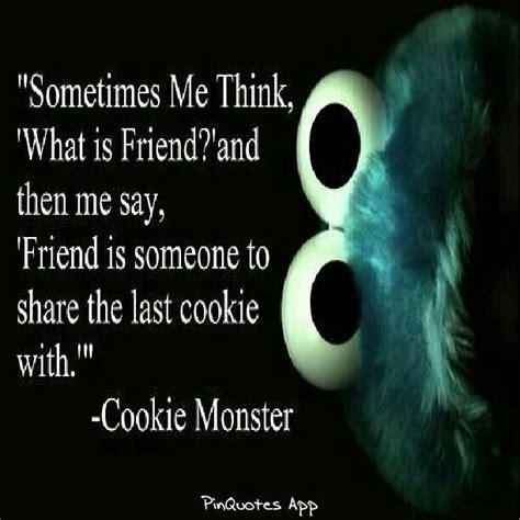 Cookie Monster Wallpaper Quotes
