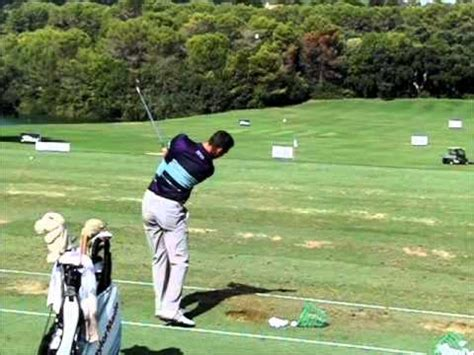 martin kaymer golf swing martin kaymer slow motion golf swing wmv youtube
