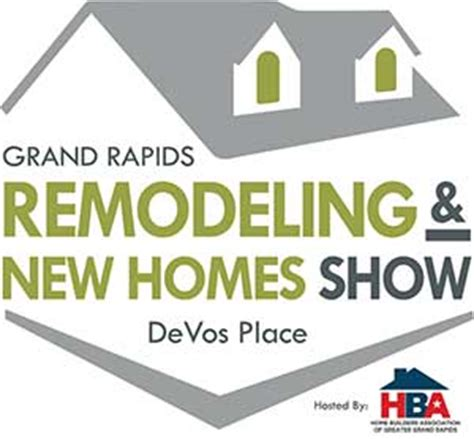 grand rapids remodeling new homes show