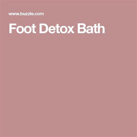 Foot Detox Myths by Best 25 Foot Detox Ideas On Foot Detox Soak