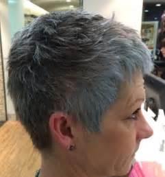 trendige kurzhaarfrisuren fur damen ab 50 bilder sammlung frisuren 2017 f 252 r frauen ab 50 beste haircut