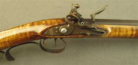 Handmade Flintlock Rifles - custom garner tennessee mountain poor boy flintlock