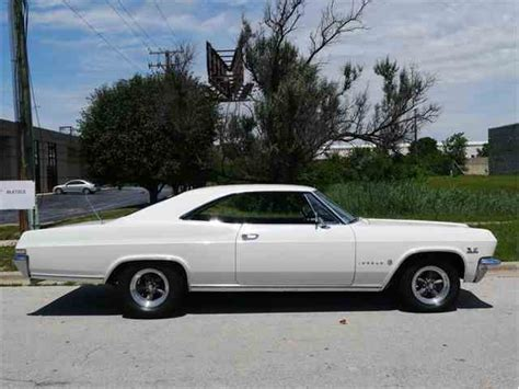 pictures of 65 impala 1965 chevrolet impala for sale on classiccars