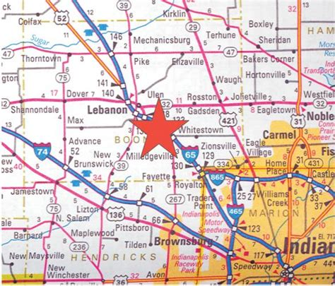 Boone County Indiana Property Tax Records Search 33 6 Acres In Boone County At S Indianapolis Road 46052 Lebanon Indiana
