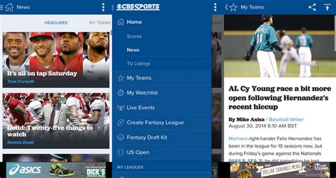 sports apps for android the best sports news apps for android android central