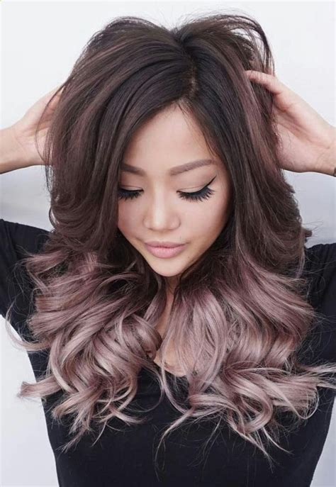 hairstyles color facebook trendy hair highlights hair highlights rose gold