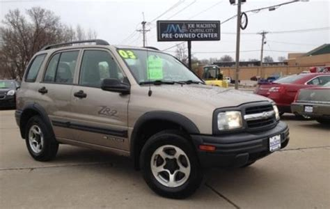auto air conditioning repair 2002 chevrolet tracker parking system buy used 1999 chevy tracker swing hatchback 4 door 2 0l pink in akron ohio united states