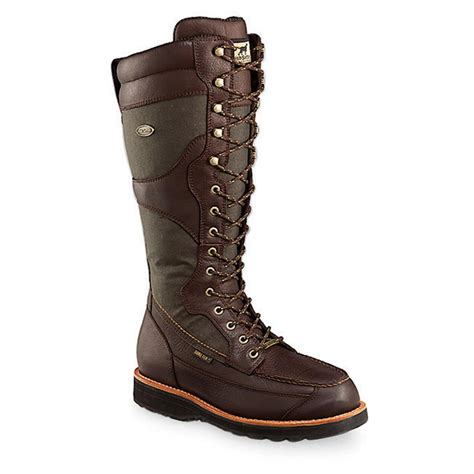 wingshooter boots 17 quot setter 174 832 wingshooter dss gtx boots