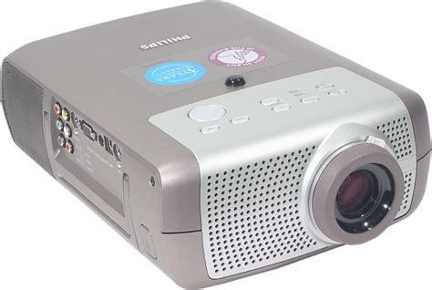 Proyektor Philips philips bsure sv2 multimedia lcd projector review