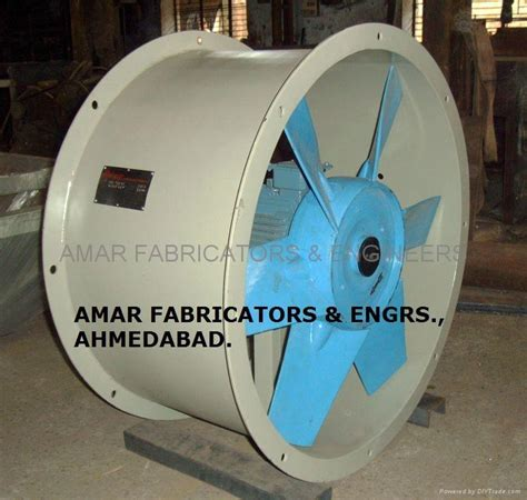 tube axial fan catalogue tube axial fan axial flow fan amar india manufacturer