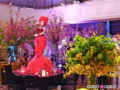 photos highlights from the new york flower show