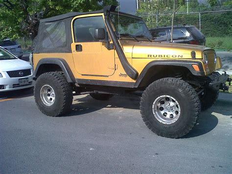 2003 Jeep Rubicon Jorgemx5 2003 Jeep Rubicon Specs Photos Modification