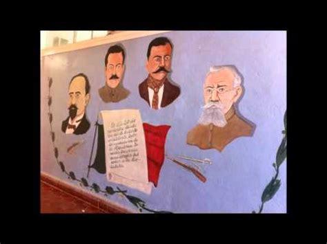 imagenes de la revolucion mexicana para periodico mural mural de la revoluci 243 n mexicana youtube