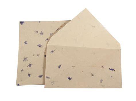 handmade lokta paper envelopes anglesey paper company