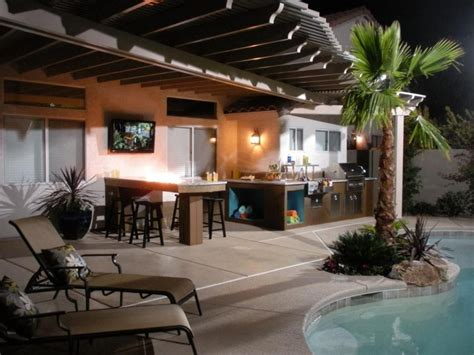 outdoor kitchen lighting ideas 20 modern outdoor bar ideas to entertain with