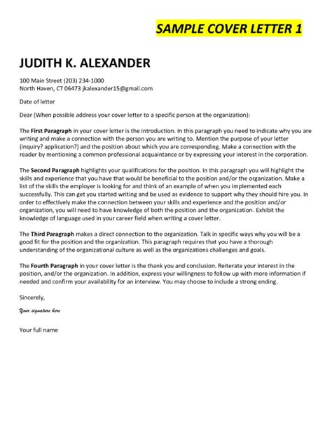 how to introduce yourself in a cover letter the most in addition to interesting how to
