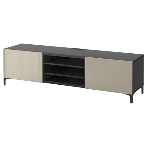 best 197 tv bench with black gloss tv bench best 197 tv bench with drawers black