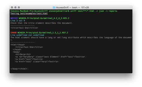 gulp format html gulp accessibility
