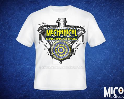 Tshirt Mechanical Engineering mechanical engineering shirt by bebusatana on deviantart